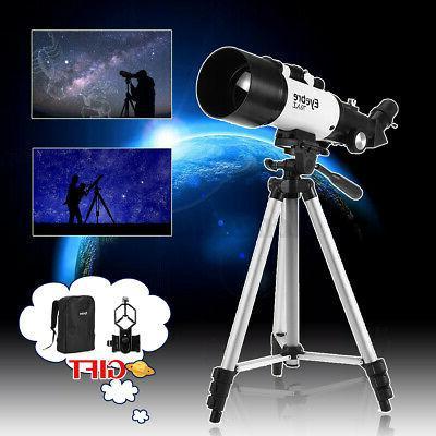336x 70mm aperture 400mm professional astronomical telescope