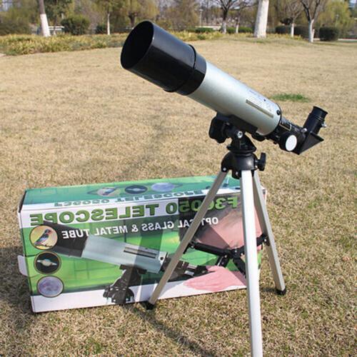 360/50mm Refractive Tripod Monocula Space Refractor