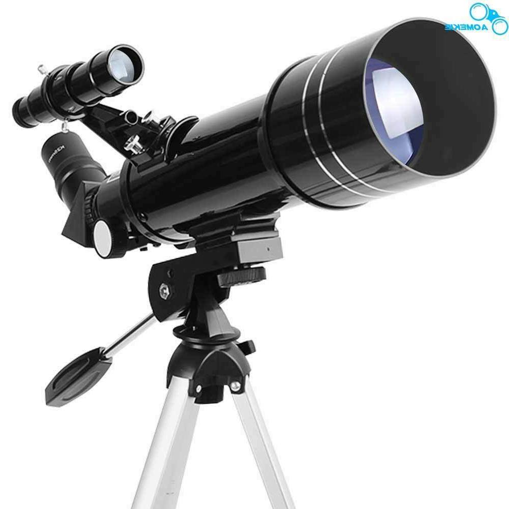 40070 Astronomical Telescope With Tripod & Adapter Kids Gift