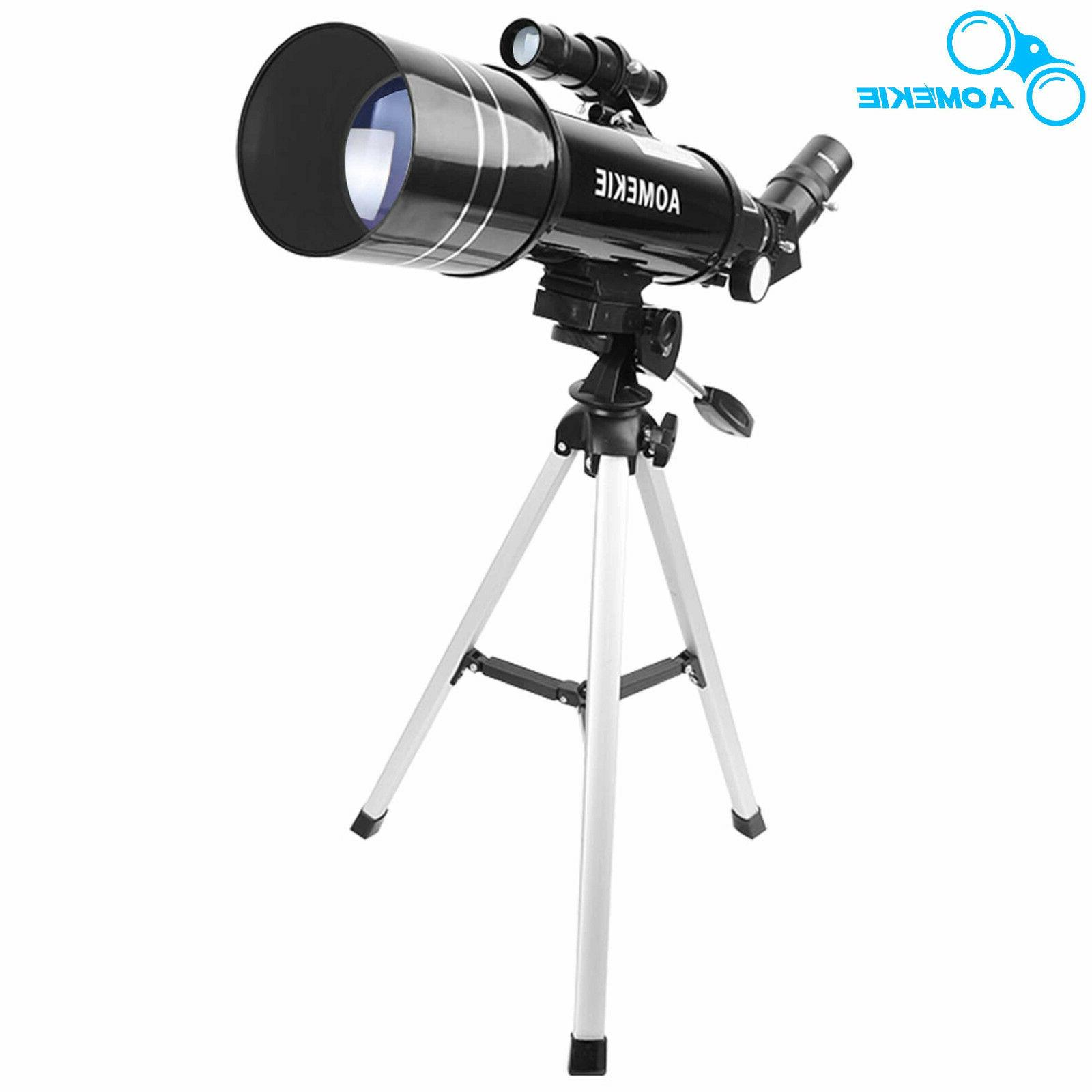 40070 Refractor Telescope With Tripod Adapter