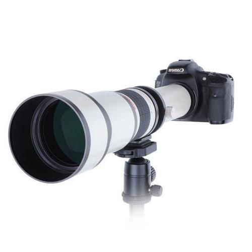 500mm Lens D5500 D5600 D750