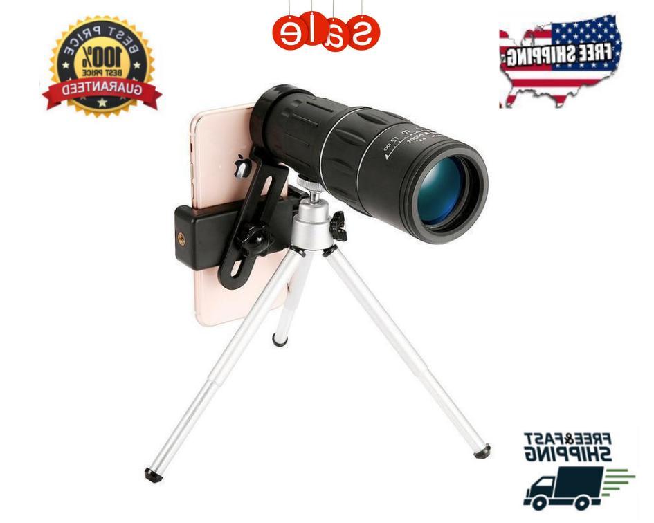 5zoom high power prism monocular telescope