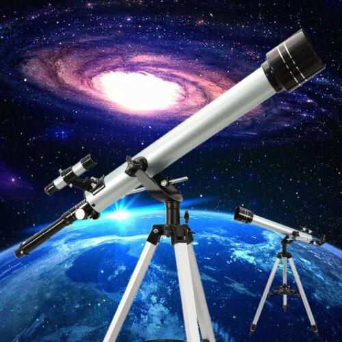 60mm astronomical refractor telescope refractive eyepieces t