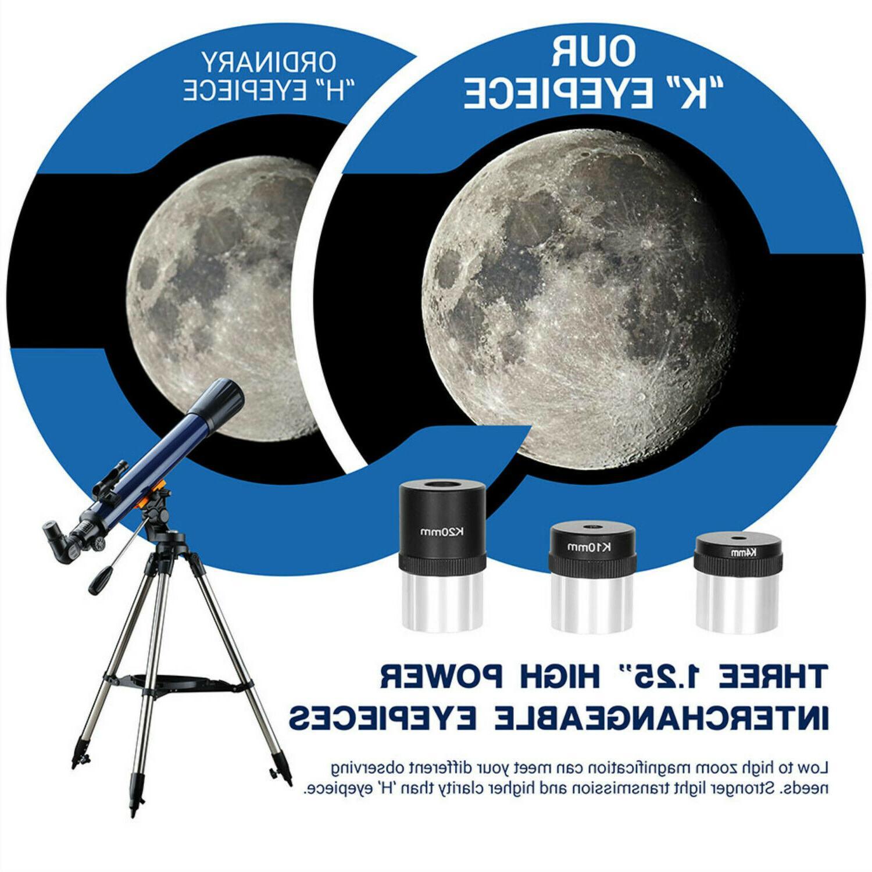 70700 Astronomical Refractive Eyepiece Tripod