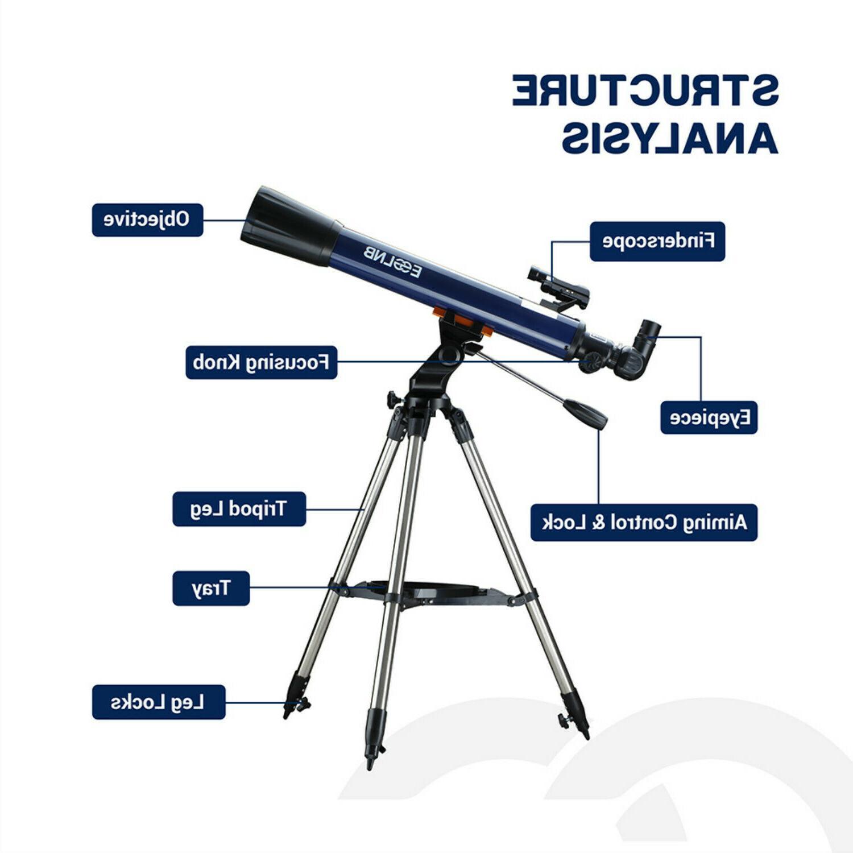 70700 Telescope Astronomical Eyepiece Tripod Space