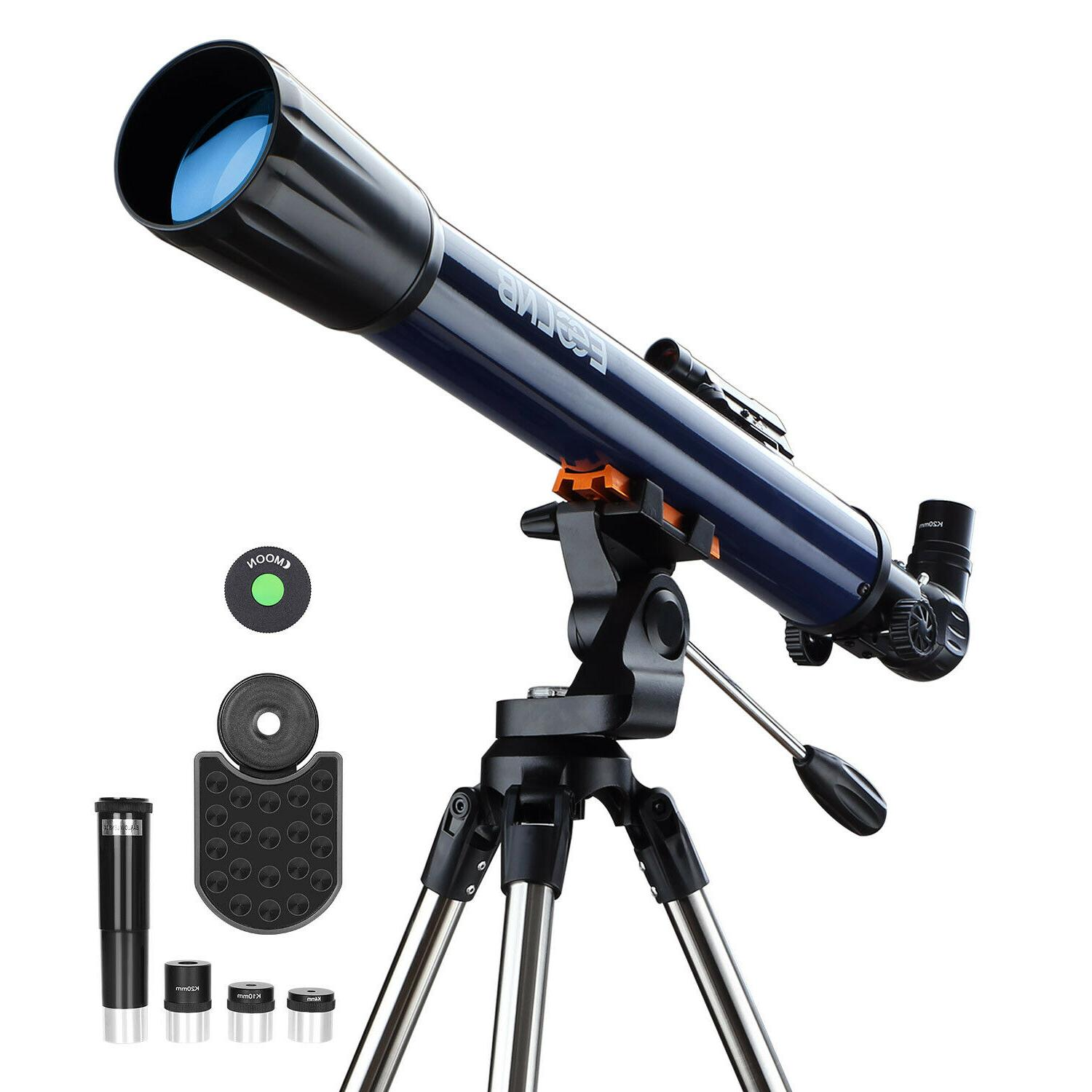 70700 telescope high magnification astronomical refractive e