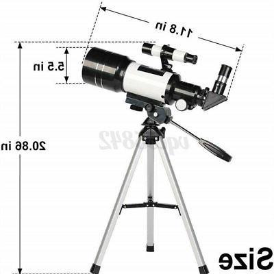 70mm Telescope w/ Phone