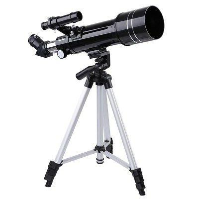 70mm Telescope Refractive Tripod Kids Beginners