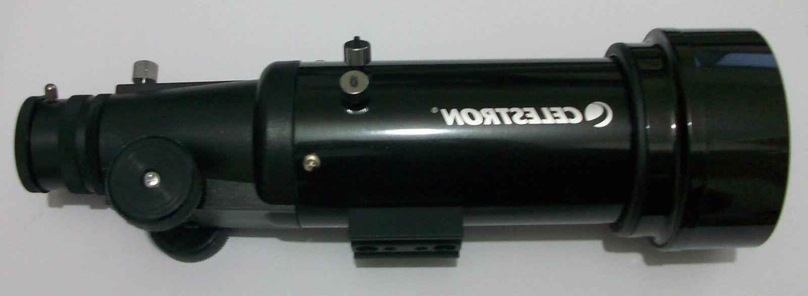 70mm rich field refractor ota short