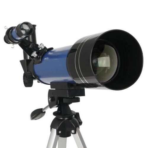 400x70mm Astronomical Travel Telescope Monocular Space Optical Quick Setup