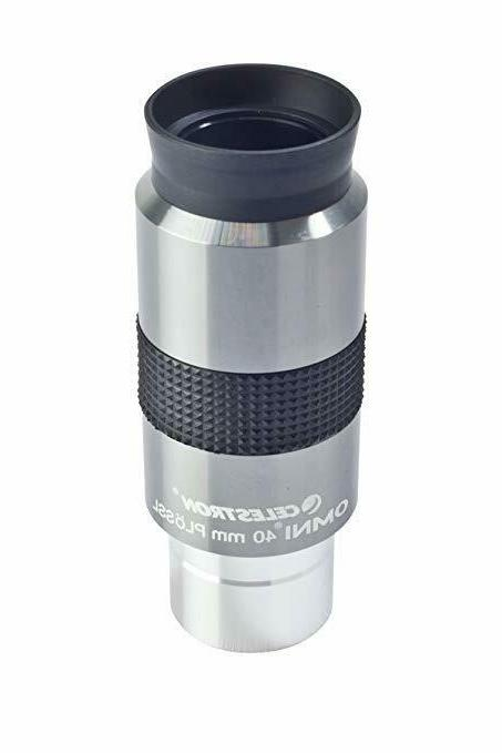 93325 40mm omni eyepiece silver black new