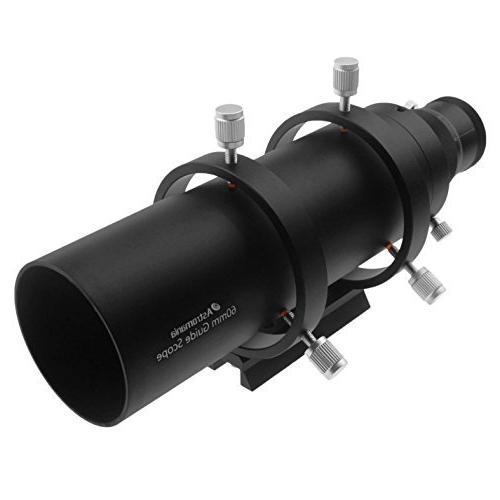 Astromania 60mm Finder & Guidescope Kit Focuser - Guiding with The Scope: Astrophotography Less