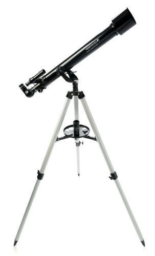 Celestron 21041 60mm PowerSeeker AZ Telescope