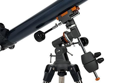Celestron 21062 AstroMaster EQ Refractor Telescope