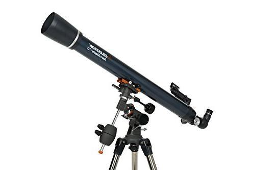 Celestron AstroMaster 70 EQ Refractor Telescope