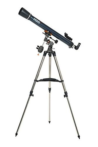 Celestron AstroMaster EQ Refractor Telescope