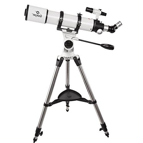 Gskyer 600x90mm Astronomical German Technology Scope
