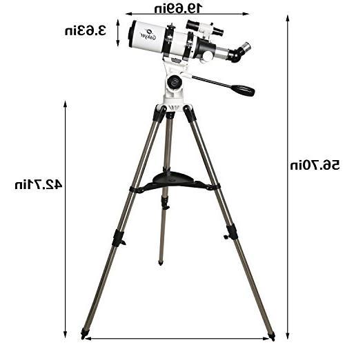 Gskyer Telescope, AZ Space German Scope