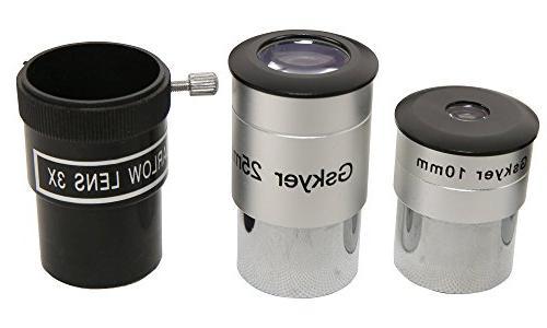 Gskyer 60mm Refractor German Technology Travel
