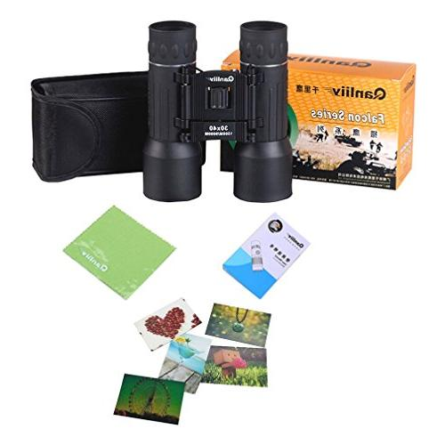 Luwint x 40 Powerview for Hunting Hiking Watching Concerts