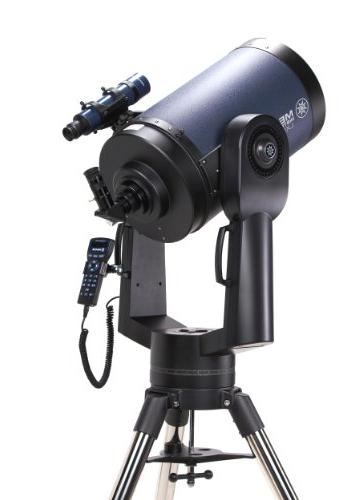 Meade LX90-ACF 30K object Database Coma-Free Telescope with Audiostar Hand