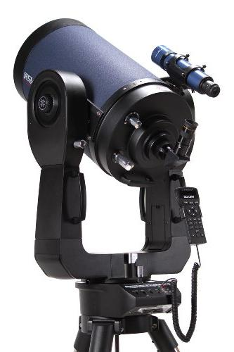 Meade 10-Inch object Database Advanced Telescope Hand