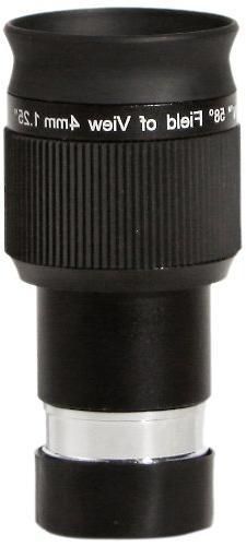 Olivon 58-Degree Field of View HD 1 1/4-Inch Eyepiece, Black