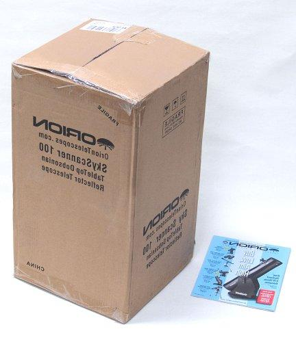 Orion 10012 TableTop Reflector