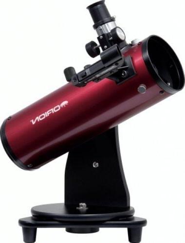 Orion 10012 SkyScanner 100mm TableTop Reflector Telescope