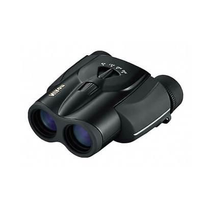 Nikon Compact 8-24x25mm Zoom Binoculars, Black Finish
