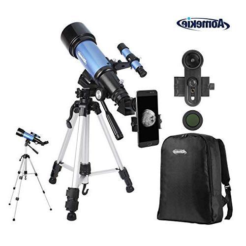ao2009 f400x70mm terrestrial refractor astronomy