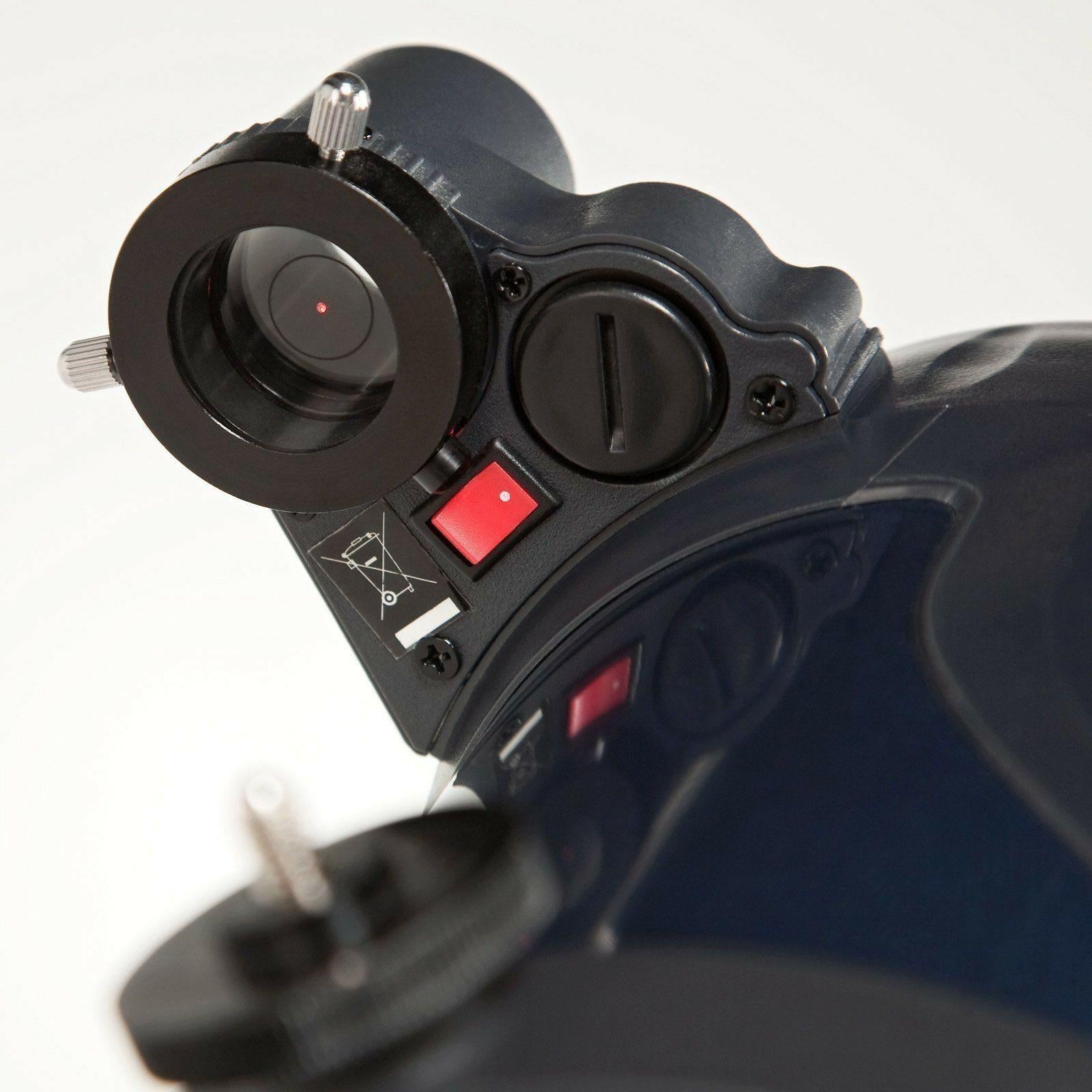 Celestron 114EQ Telescope Planetarium Software Tripod New