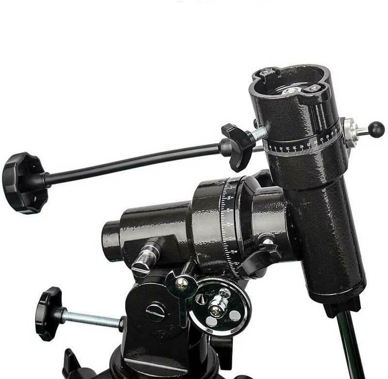 Solomark Reflector Telescope for Adults Mount