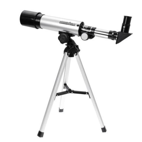 Astronomical Tube Refractor Monocular Eyepieces Tripod Scope