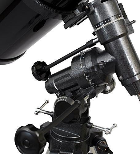 AstroVenture Newtonian Telescope With Universal Camera Adapter