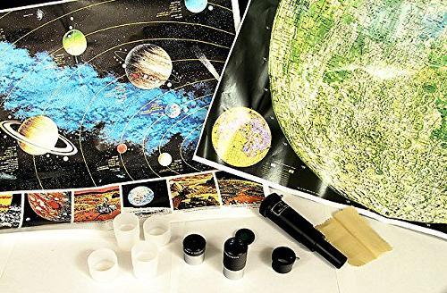 "AstroVenture 6"" Newtonian Telescope Universal Camera Adapter"