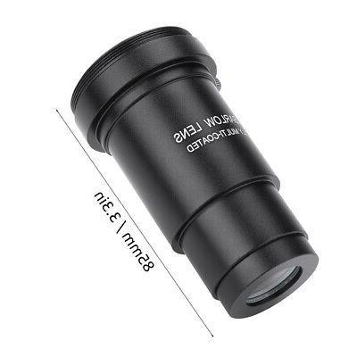 Barlow Lens 1.25 Multi-coated Telescopes Eyepiece