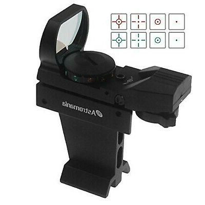 brand new finder deluxe telescope reflex sight