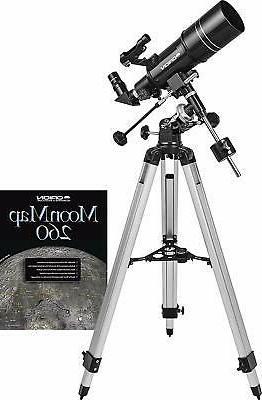 brand new orion observer 80st 80mm equatorial