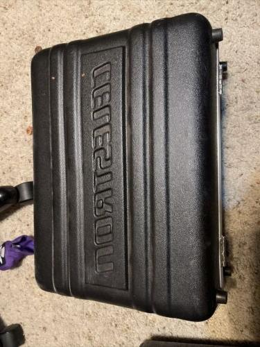 CELESTRON ARMORED IN HARD SIDED CASE.
