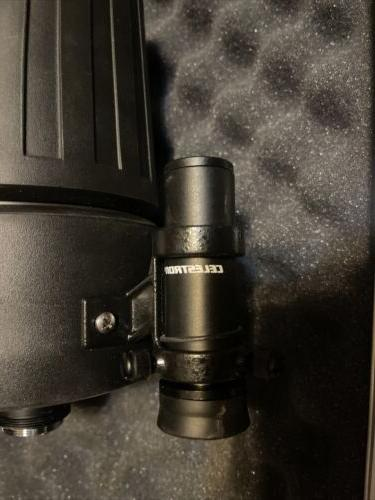 CELESTRON C-90 1000 mm ARMORED AND IN HARD SIDED