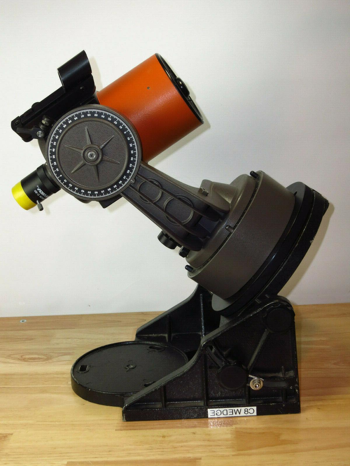 Celestron C90 Telescope Wedge Plate C8 C90
