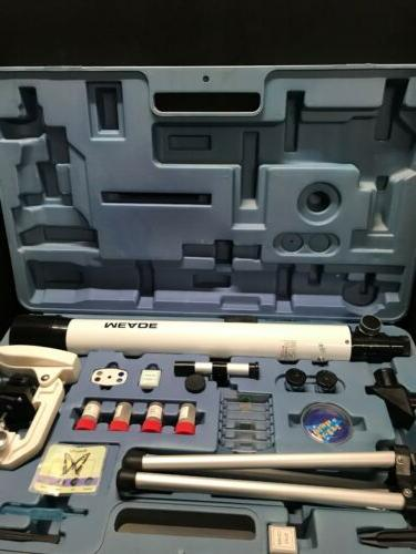 combination 40az telescope and 900x microscope kit