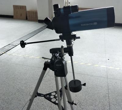 Schieber Compact MAK 90-90mm Maksutov-Cassegrain Telescope