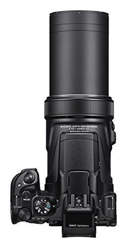 "Nikon COOLPIX Digital Camera with 3.2"" LCD,"
