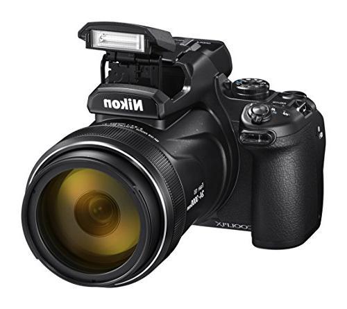 Nikon P1000 Digital LCD,