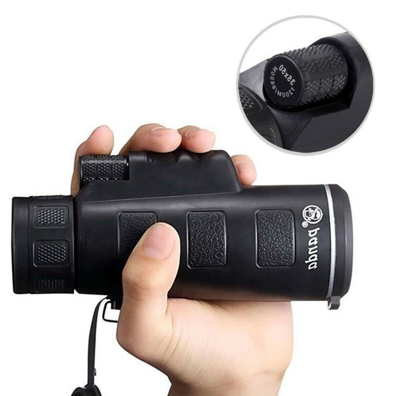 Day&Night Vision 40X60 HD Optical Hiking