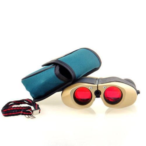 x 60 Zoom Travel Binoculars +