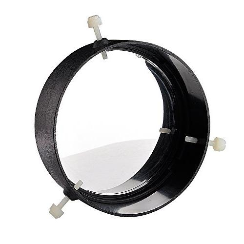 Solomark Deluxe Adjustable Mm Filter, Planetarium Film, for 86-117mm Safety Film Visual-explore the Sun Safely a Daytime Astronomy