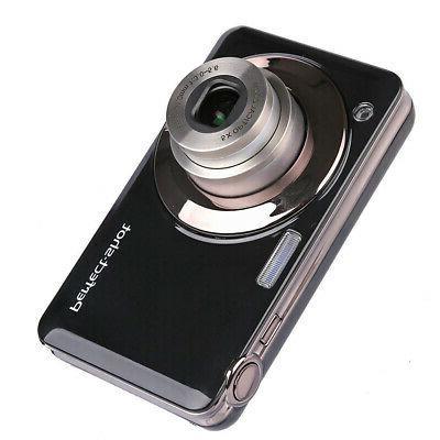 Digital Camera 2.7 Inch LCD Screen 24MP Detection Optical Zoom